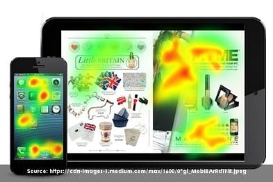 When formatting website copy, be aware of user scanning patterns. Boston-based copywriter Westebbe Marketing