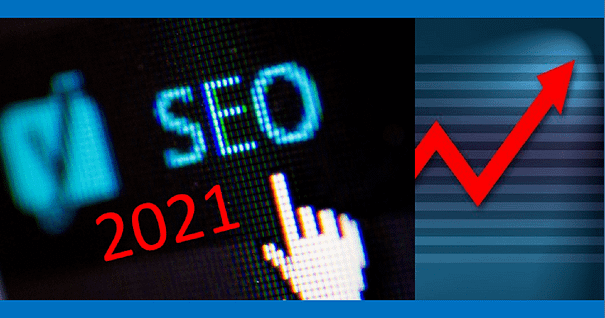 Featured Image: Articles on 2021 SEO Trends